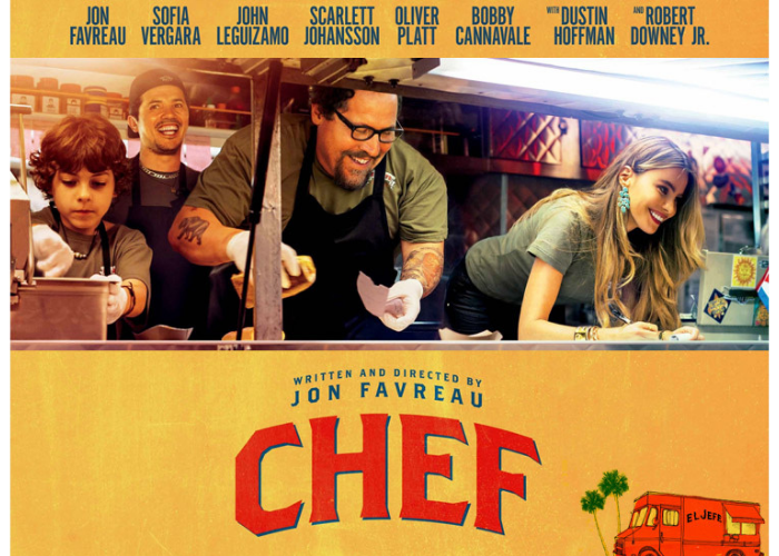 Chef the movie