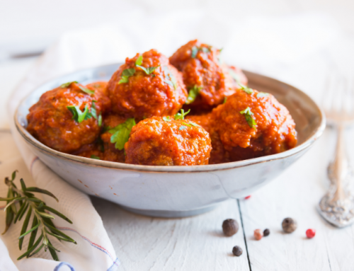 Make Cuban Meat Balls at Home